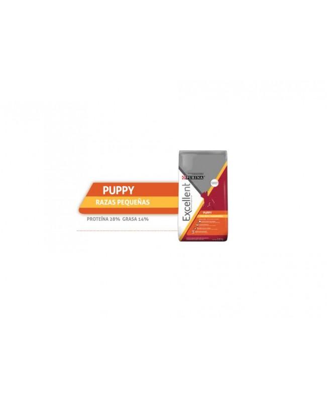 Purina Excellent Cachorro Raza Pequeña 7.5KG
