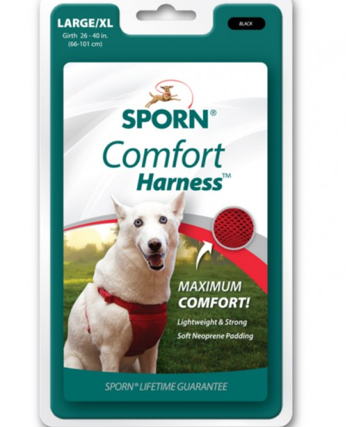 Comfort Harness Red - Large