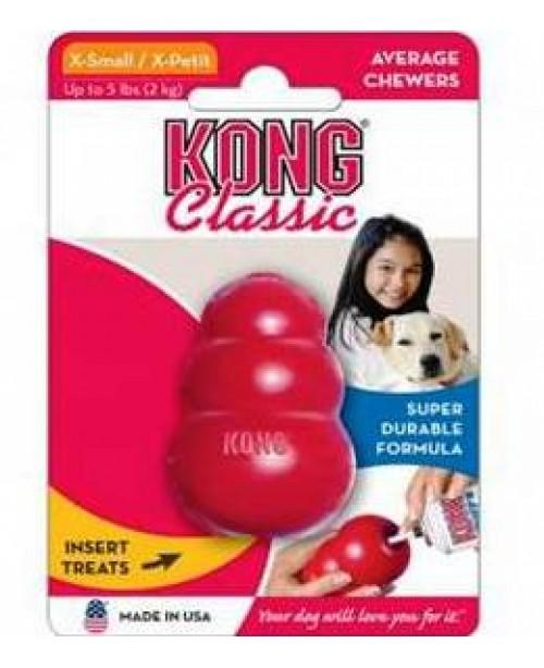 Kong Classic X Small